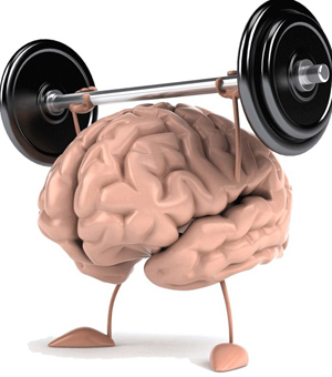 Exercise increases your brain power!
